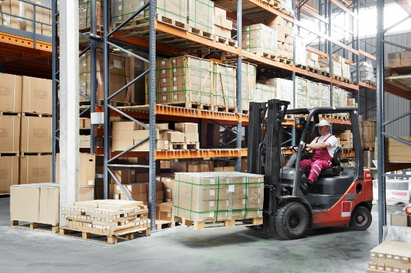 Warehousing Workers in Delaware